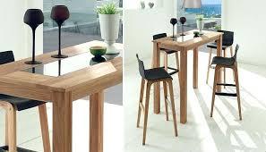 table de cuisine hauteur 90 cm chaise pour table haute table haute et tabouret de cuisine hauteur