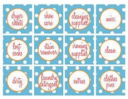 diy label projects free printables u2022 budget decorator