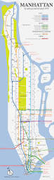 Yankee Stadium Map Check Out This Modern Map Of Manhattan U0027s 1939 Subway And Elevated