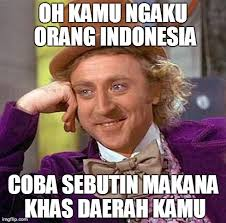 Meme Maker Indonesia - creepy condescending wonka memes imgflip