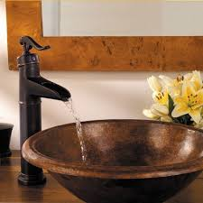 Bronze Faucets For Bathroom by Volvey Bathroom Sink Faucets Oil Rubbed Bronze Waterfall