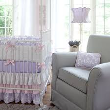 girls pink and purple bedding chic classy purple damask crib bedding only for teen room