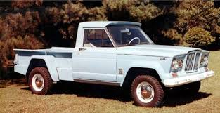 jeep j truck a look back at the jeep gladiator j series 1963 87