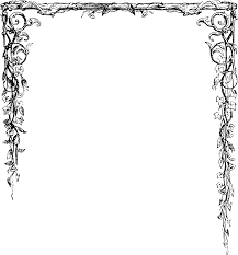 halloween frame clipart borders and frames clipart