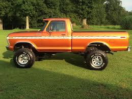 77 Ford F 150 Truck Bed - 1977 ford f150 4 4 302 6 u2033 lift for sale