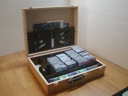 legendary deck building hobby lobby box card organizer