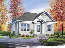 Bungalow House Plans At Eplans by Small Home European Bungalow Model Model Affordable Housing