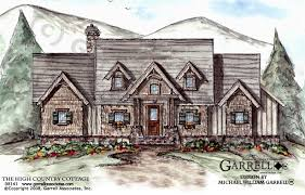 Mountain Cottage House Plans by High Country Cottage House Plan House Plans By Garrell