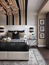 bedroom decor painting stripes on walls striping paint black and
