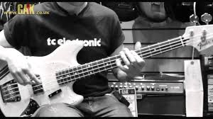 pawn shop mustang bass fender pawn shop mustang bass demo at gak