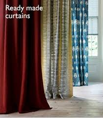 Ready Made Curtains For Large Bay Windows by Curtains Ready Made Curtains Tracks U0026 Voiles John Lewis