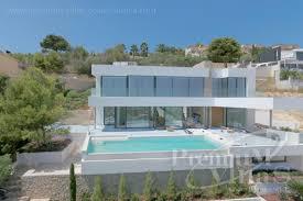 Reihenhaus Zu Kaufen Luxusvilla Calpe Costa Blanca Spanien Moderne Villa Zu Verkaufen