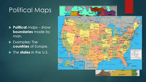 Types Of World Maps by Types Of Maps Youtube