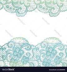 Invitation Card Border Design Lacy Elegant Border Invitation Card Royalty Free Vector