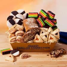bakery basket new year rosh hashanah 5 high bakery basket