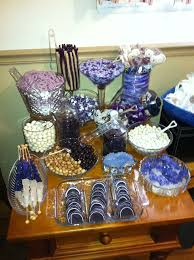 Bridal Shower Buffet by 39 Best Purple Candy Buffet Images On Pinterest Purple Candy