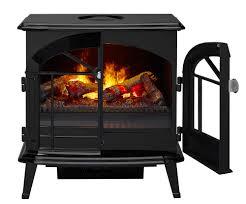 dimplex stockbridge opti myst electric fireplace stove w remote