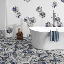 merola tile agata hex 8 5 8 in x 9 7 8 in porcelain floor and