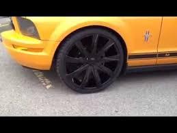 Black 2007 Mustang Starr 519 22