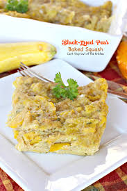 black eyed pea s baked squash can t stay out of the kitchen