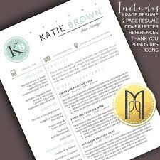 109 best all of my modern u0026 creative resume templates images on