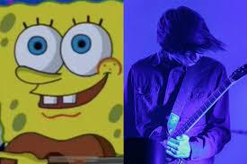 Radiohead Meme - jonny greenwood and thom yorke endorse perfect spongebob meme that