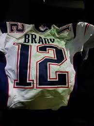 New England Patriots Newborn Clothes Brady U0027s Super Bowl Jerseys Returned To New England Patriots