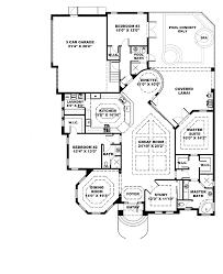 corner lot floor plans modern house plans for corner lots