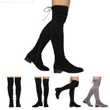 womens boots tesco black leather ankle boots size 6 tesco f f range ebay
