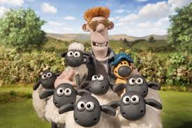 Sheep Home Decor Family Date To See Shaun The Sheep Movie On August 5th With