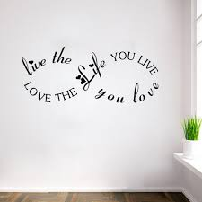 Wall Quotes For Living Room by Online Get Cheap Wall Decals Quotes Aliexpress Com Alibaba Group