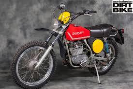 ducati motocross bike history ducati regolarita 125 review australasian dirt bike magazine