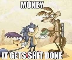 Get Money Meme - funny money meme fuck bitches get money photo