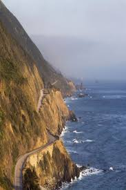 Discover The North Coast Visit California Bixby Bridge Big Sur Ca Pinterest Naomi Van Der Werf