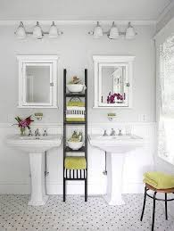 Storage Solutions For Small Bathrooms Best 25 Pedestal Sink Ideas On Pinterest Pedistal Sink