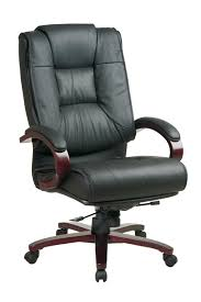 Office Star Leather Chair Office Leather Chairs Executive High Back