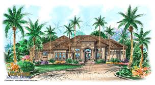 Tuscan Style House Plans Tuscan House Plans Luxury Home Plans Old World Mediterranean Style