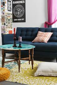 go bold with these 20 colorful coffee tables brit co