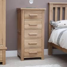 Modern Oak Bedroom Furniture Narrow Bedroom Furniture Zamp Co