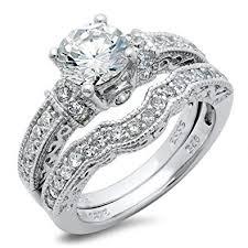 wedding ring set for wedding engagement ring sets sparta rings