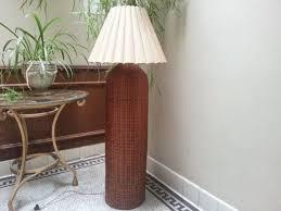 Rattan Table Lamp Best 25 Rattan Floor Lamp Ideas On Pinterest Rattan Lamp