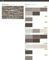 nantucket stacked stone nationwide profiles eldorado behr ppg