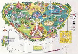 America Rides Maps by Disneyland U0027s Evolution Through Maps Design U0026 Architecture