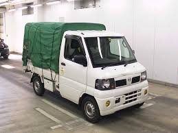 mitsubishi minicab van mitsubishi minicab 2008 года 0 7 литра 48л с 4вд механическая