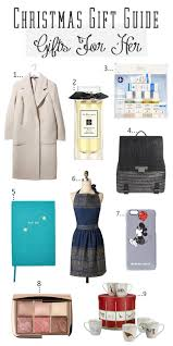 Christmas Gifts For Her Christmas Gift Guide 2015 Gifts For Her Baking Fashion