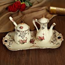 online buy wholesale european ceramic canister set from china