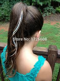 feathers for hair online shop fashion grizzly rooster feathers for hair extension