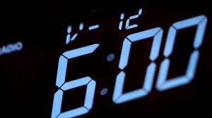 digital alarm clock free sound effects youtube