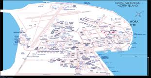 Balboa Naval Hospital Map North Island Naval Base South Bay Historical Society