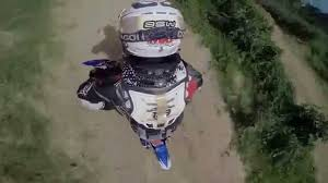 motocross go pro motocross gopro 360 mount footage youtube